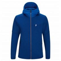 Peak Performance - Thyon Mid Hood - Fleece jacket