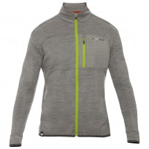 Rewoolution - Impact Merino Full Zip L/S - Wollen jack