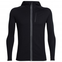 Icebreaker - Quantum L/S Zip Hood - Wool jacket