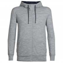Icebreaker - Shifter L/S Zip Hood - Wool jacket
