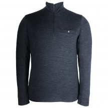 Alchemy Equipment - Single Jersey Merino 1/4 Zip 280GSM