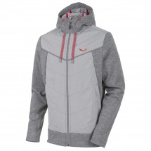 Salewa - Fanes Hybrid Polarlite/PTX FZ Hoody - Fleece jacket