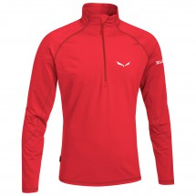 Salewa - Ortles Cubic Polarlite L/S Tee - Pull-over polaire
