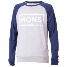 Mons Royale - Tech Sweat - Merinovillapulloveri