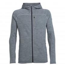 Icebreaker - Mt Elliot L/S Hood - Wool jacket