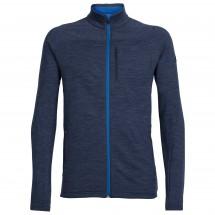 Icebreaker - Mt Elliot L/S Zip - Wool jacket