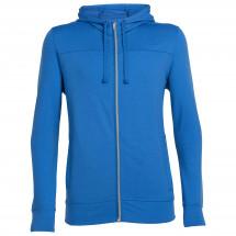 Icebreaker - Shifter L/S Zip Hood - Merino sweater