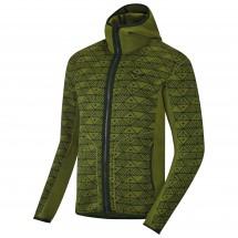 Salewa - Puez Printed PL Full-Zip Hoody - Fleece jacket