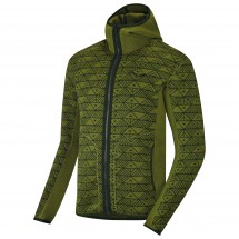 Salewa - Puez Printed PL Full-Zip Hoody - Fleecejacke