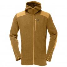 Norrøna - Tamok Warm/Wool2 Zip Hood - Wool jacket