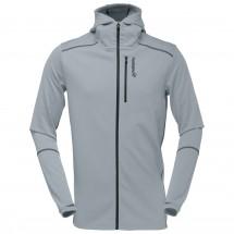 Norrøna - Trollveggen Warm/Wool1 Zip Hoodie - Fleece jacket