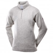 Devold - Nansen Sweater Zip Neck - Merinovillapulloverit