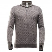 Devold - Slogen Zip Neck - Pull-over en laine mérinos