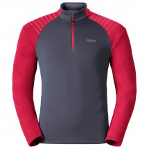 Odlo - Midlayer 1/2 Zip Pact - Fleece pullover