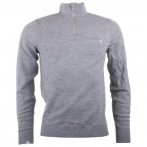 We Norwegians - Basetwo 1/2 Zip - Merino trui