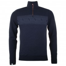 We Norwegians - Setesdal 1/2-Zip - Merino sweater