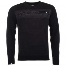 We Norwegians - Setesdal V-Neck Sweater - Pull-over en laine
