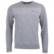 We Norwegians - Setesdal V-Neck Sweater - Merino trui