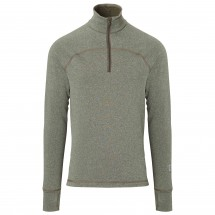 66 North - Grímur Powerwool Zip Neck - Merinovillapulloverit
