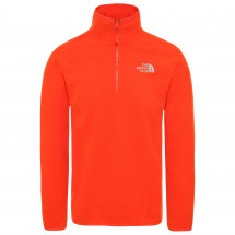 The North Face - 100 Glacier 1/4 Zip - Fleece jumper