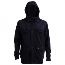 Mons Royale - Hero Hoody - Wool jacket