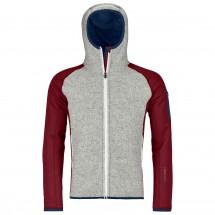 Ortovox - Fleece Plus Classic Knit Hoody - Ulljakke