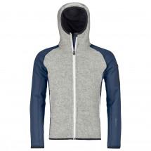 Ortovox - Fleece Plus Classic Knit Hoody - Wool jacket