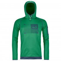 Ortovox - Fleece Logo Hoody - Fleece jumper