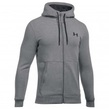 Under Armour - Threadborne Fullzip Hoodie - Fleece jacket