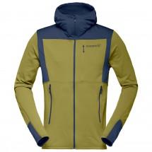 Norrøna - Falketind Warm1 Stretch Zip Hoodie - Fleece jacket