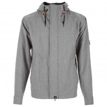 Pally'Hi - Hoodie Jacket Active Loiterer - Wool jacket
