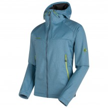 Mammut - Trift Hooded Midlayer Jacket - Fleecetakki