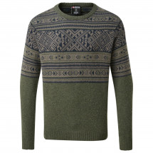 Sherpa - Nathula Crew Sweater - Merino trui