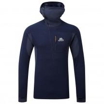 Mountain Equipment - Eclipse Hooded Zip Tee - Fleece jumper