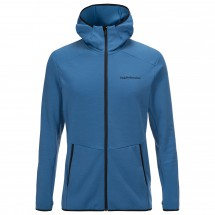 Peak Performance - Helo Mid Hooded - Fleecejacke