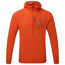 Mountain Equipment - Solar Eclipse Hooded Zip Tee - Fleecetrui