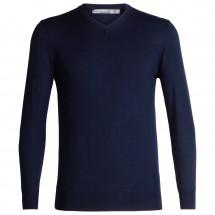 Icebreaker - Shearer V Sweater - Merinovillapulloverit