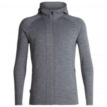 Icebreaker - Wander Hooded Jacket - Wool jacket
