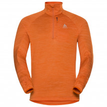 Odlo - Midlayer 1/2 Zip Steam - Fleecetrui