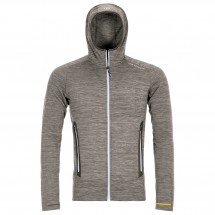 Ortovox - Fleece Light Melange Hoody - Wolljacke