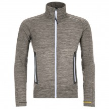 Ortovox - Fleece Light Melange Jacket - Wolljacke