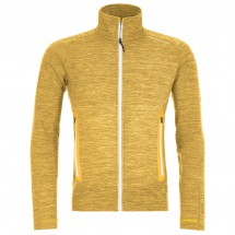 Ortovox - Fleece Light Melange Jacket - Wollen jack