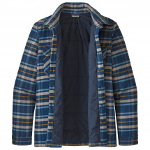 Patagonia - Insulated Fjord Flannel Jacket - Fleece jacket