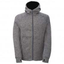 2117 of Sweden - Flatfleece Jacket With Hood Mossen - Fleecejacke