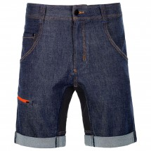 Ortovox - (MI) Black Sheep Denim Shorts - Kiipeilyhousut