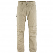 Fjällräven - High Coast Trousers Zip-Off - Trekking pants