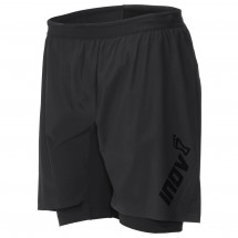 Inov-8 - Race Ultra Twin Short - Juoksushortsit