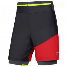 GORE Running Wear - Fusion 2in1 Shorts - Juoksushortsit