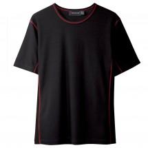 Silkbody - Cellular Panelled Short Sleeve - Kurzarmshirt