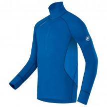 Mammut - Zip Longsleeve Warm-Quality - Funktionsunterhemd